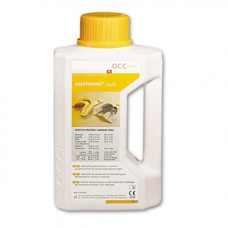 Dezinfectant amprente Aseptoprint 1l OCC
