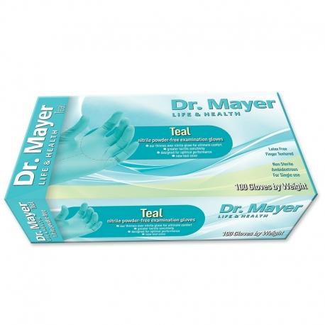 Manusi verzi nitril Dr.Mayer