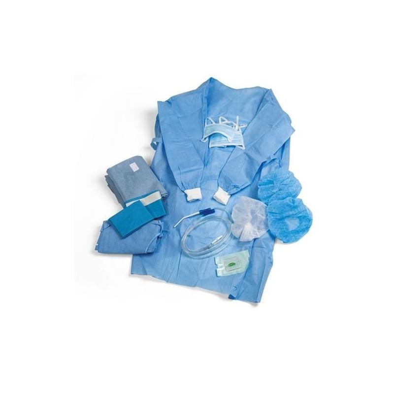 Set steril chirurgical implantologie