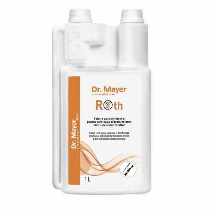 Dezinfectant intrumentar rotativ Roth 1l Dr.Mayer