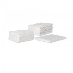 Comprese pliate in 4 straturi, 7,5 cm x 7, 5 cm, din netesut, 25 comp./blister, sterile