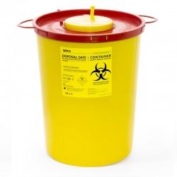 Container deseuri medicale ascutite 10l SERIX