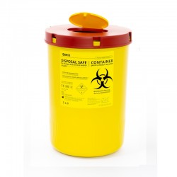 Container deseuri medicale ascutite 3l SERIX