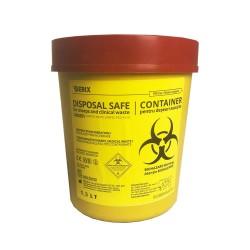 Container deseuri medicale ascutite 1.3l SERIX