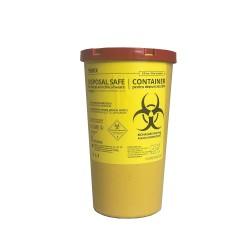 Container deseuri medicale ascutite 1l SERIX