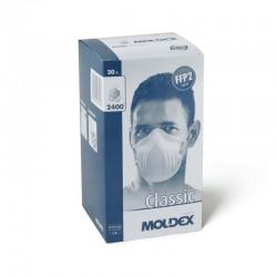 Masca protectie FFP2 fara supapa 20 bucati Moldex