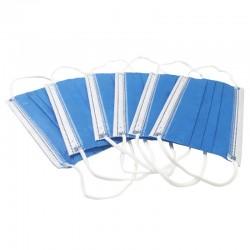 Masca medicala 4 straturi Blue Dr. Mayer