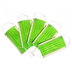Masca medicala 4 straturi Green Dr. Mayer