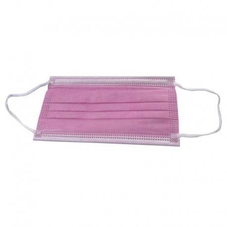 Masca medicala 4 straturi Pink Dr. Mayer