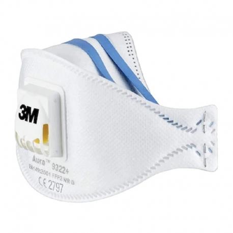 Masca protectie FFP2 cu supapa Aura 3M
