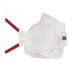 Masca protectie FFP3 cu supapa Aura 3M