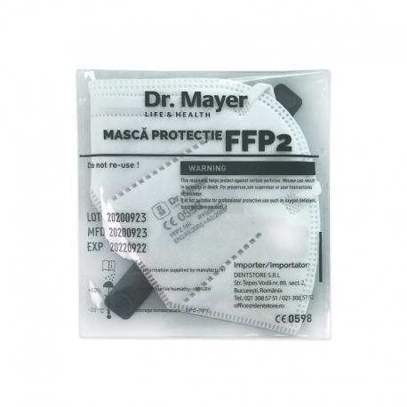 Masca protectie FFP2 fara supapa 5bucati Dr.Mayer
