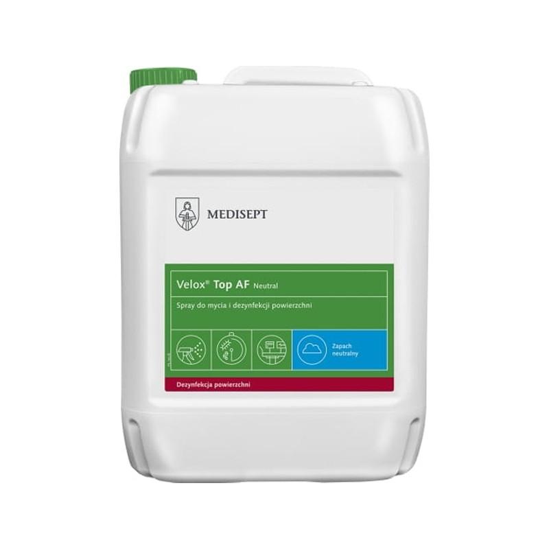 Dezinfectant suprafete Velox Top AF Neutral 5L