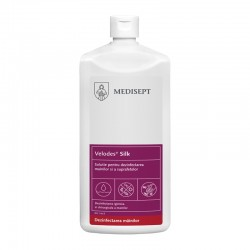 Dezinfectant maini Velodes Silk 500ml