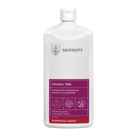 Dezinfectant maini Velodes Silk 1L