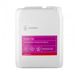 Dezinfectant maini Velodes Gel 5L