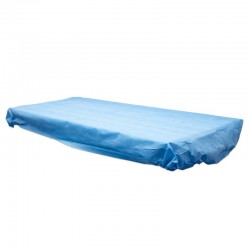 Husa pat cu elastic Sterila 95 cm x 210 cm
