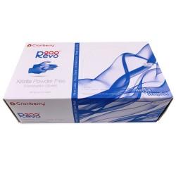 Manusi Cranberry Revo200 Nitril Dark Blue XS 200 Buc