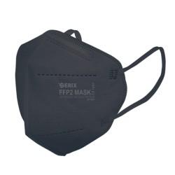 Masca Protectie 5 Straturi FFP2 KN95 Neagra 1 Buc